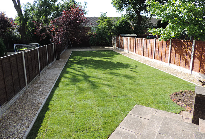Garden Landscaping Simple Garden Landscapers Birmingham  Hard Landscaping Decorating Design