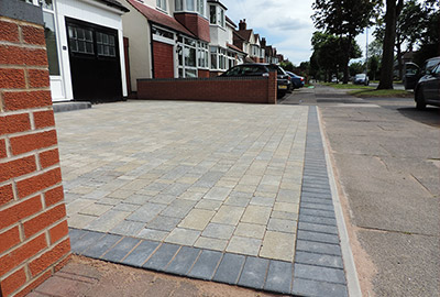 Tumble Paving Driveways